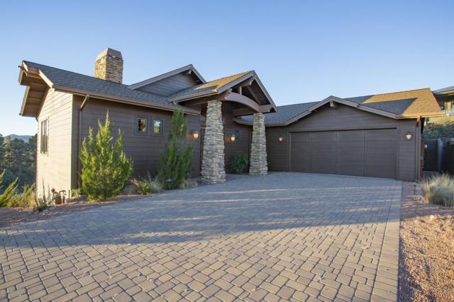 2701 E Morning Glory Circle, Payson, AZ 85541 (MLS #5852623) :: The Daniel Montez Real Estate Group