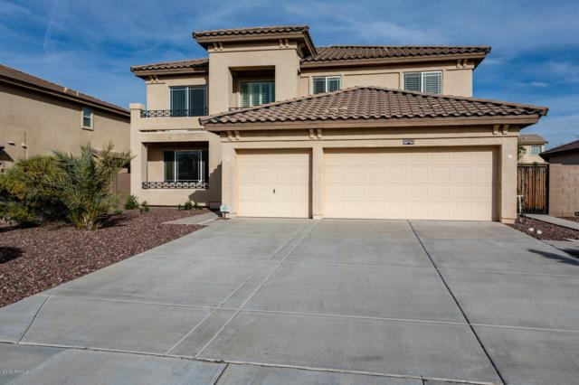 21976 W Devin Drive, Buckeye, AZ 85326 (MLS #5853001) :: The W Group