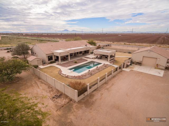 35100 W Eclipse Road, Stanfield, AZ 85172 (MLS #5853256) :: Yost Realty Group at RE/MAX Casa Grande