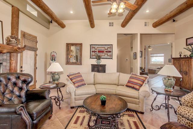3255 S Grantham Hills Trail, Wickenburg, AZ 85390 (MLS #5853582) :: Brett Tanner Home Selling Team