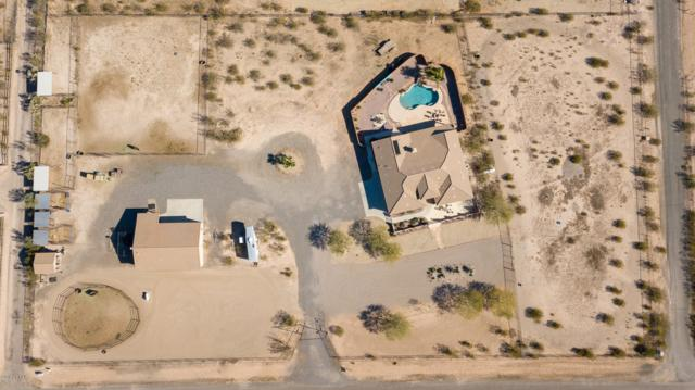 34355 S Nine Irons Ranch Road, Wickenburg, AZ 85390 (MLS #5854245) :: Santizo Realty Group