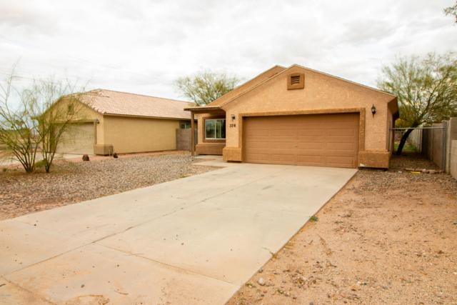 326 W Dr Martin Luther King Jr Street, Eloy, AZ 85131 (MLS #5854376) :: Yost Realty Group at RE/MAX Casa Grande