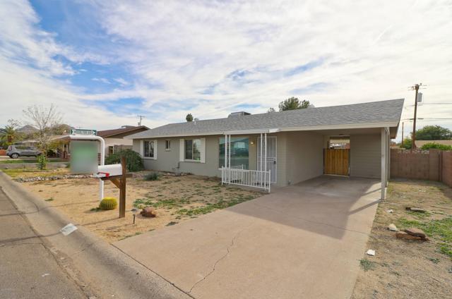 401 E El Camino Drive, Phoenix, AZ 85020 (MLS #5855118) :: The W Group