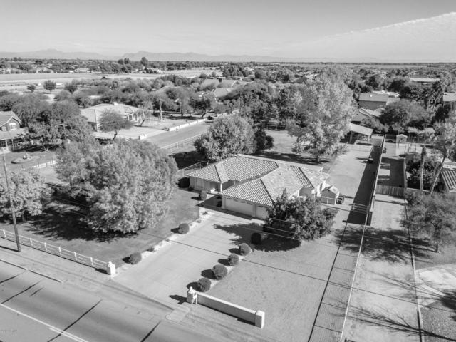 24725 S Lindsay Road, Chandler, AZ 85249 (MLS #5855202) :: The Daniel Montez Real Estate Group
