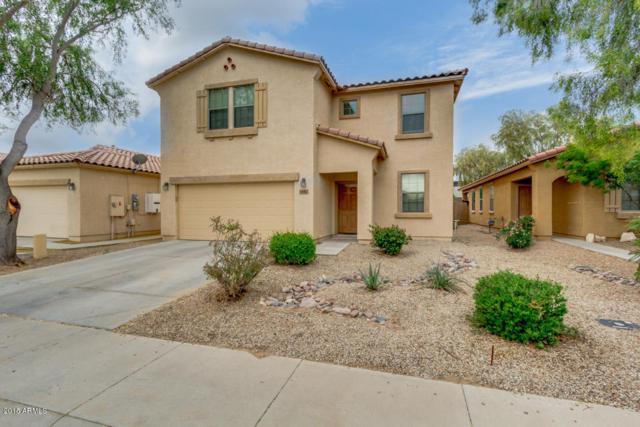 20652 N Alma Drive, Maricopa, AZ 85138 (MLS #5855245) :: The W Group