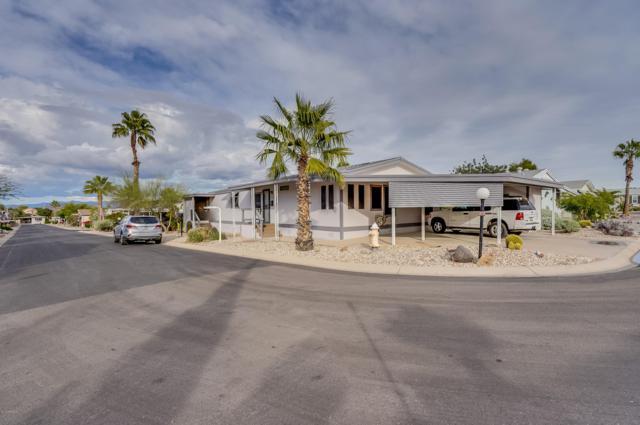 2233 E Behrend Drive #273, Phoenix, AZ 85024 (MLS #5855571) :: Lucido Agency