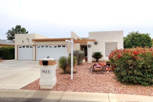 9613 E Cedarwood Drive, Sun Lakes, AZ 85248 (MLS #5855645) :: Gilbert Arizona Realty