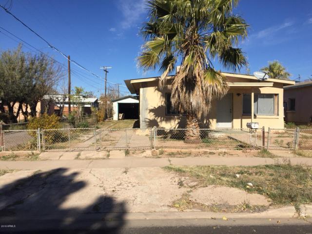 628 E 5th Street, Douglas, AZ 85607 (MLS #5855689) :: Scott Gaertner Group