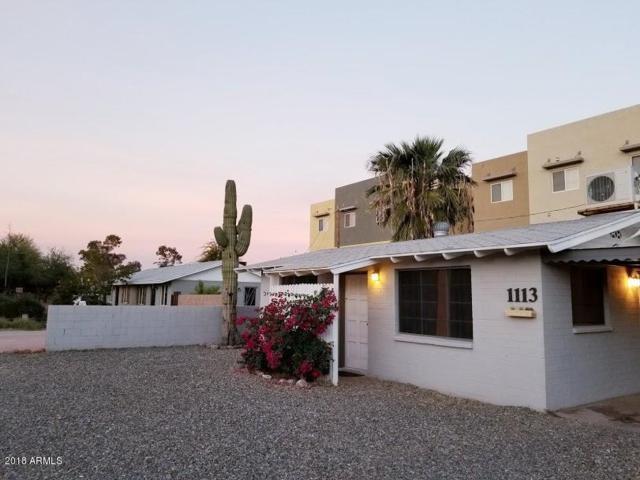 1113 S Hazelton Lane, Tempe, AZ 85281 (MLS #5856462) :: Kepple Real Estate Group