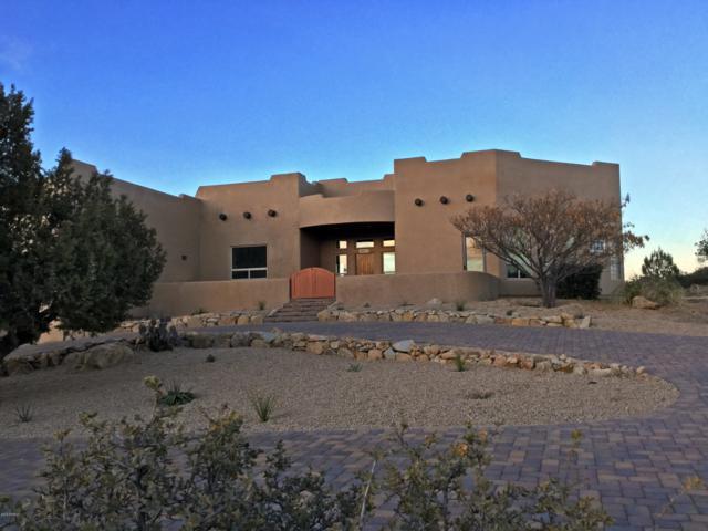 5682 W Indian Camp Road, Prescott, AZ 86305 (MLS #5856479) :: Conway Real Estate