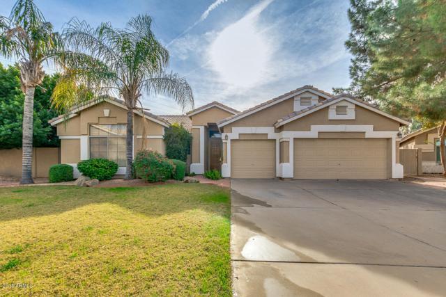 785 S Peppertree Drive, Gilbert, AZ 85296 (MLS #5856580) :: Kepple Real Estate Group