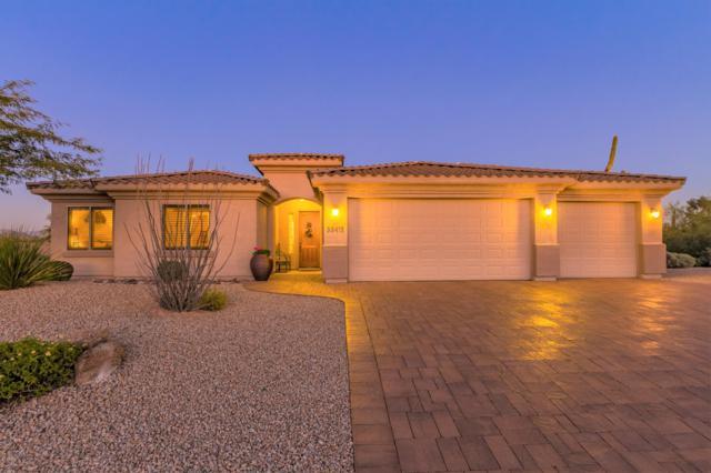 33415 N Symer Drive, Cave Creek, AZ 85331 (MLS #5857444) :: Lifestyle Partners Team