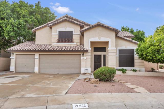 20622 N 16TH Way, Phoenix, AZ 85024 (MLS #5857473) :: The W Group