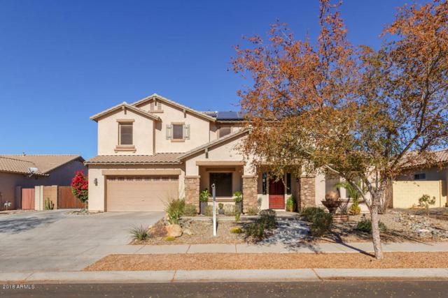2820 E Flower Street, Gilbert, AZ 85298 (MLS #5857633) :: Riddle Realty