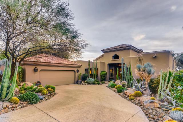 7685 E Old Paint Trail, Scottsdale, AZ 85266 (MLS #5858070) :: The W Group