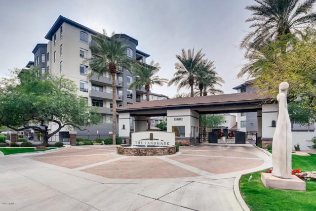 15802 N 71ST Street #217, Scottsdale, AZ 85254 (MLS #5858100) :: CC & Co. Real Estate Team