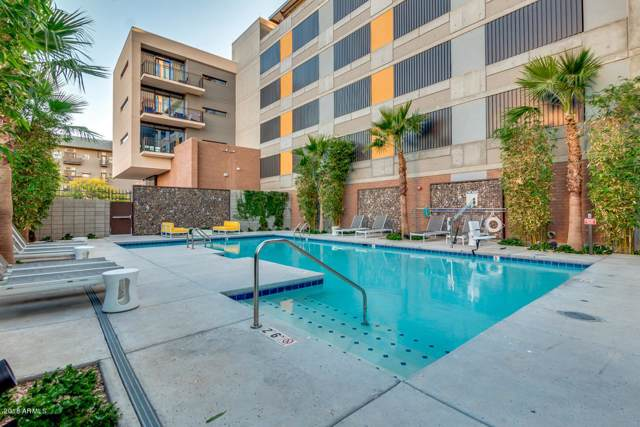 200 W Portland Street #711, Phoenix, AZ 85003 (MLS #5858175) :: Cindy & Co at My Home Group