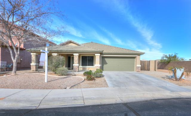 22380 N Vargas Drive, Maricopa, AZ 85138 (MLS #5858444) :: Keller Williams Realty Phoenix