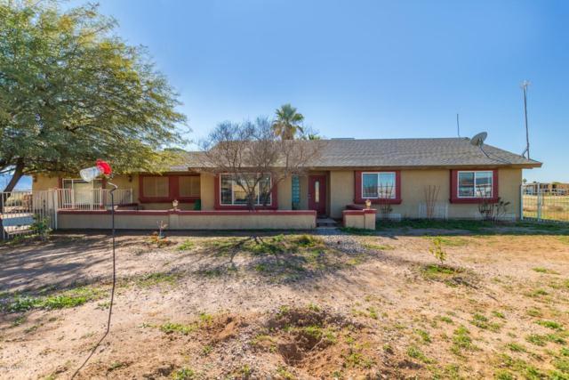 4731 E Mustang Drive, Eloy, AZ 85131 (MLS #5858984) :: Yost Realty Group at RE/MAX Casa Grande