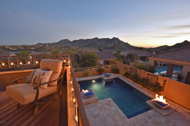 11523 E Ranch Gate Road, Scottsdale, AZ 85255 (MLS #5859624) :: Brett Tanner Home Selling Team
