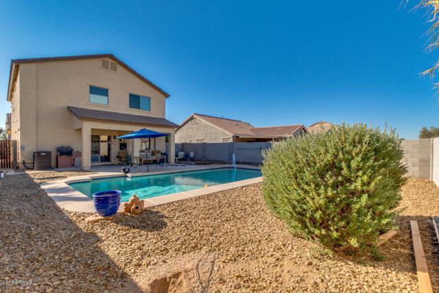 35664 W Velazquez Drive, Maricopa, AZ 85138 (MLS #5859684) :: The W Group