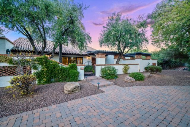 6942 E Caballo Drive, Paradise Valley, AZ 85253 (MLS #5859800) :: Conway Real Estate