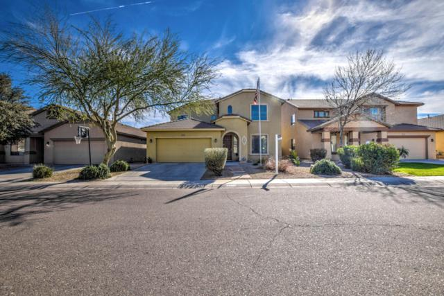 1239 W Desert Valley Drive, San Tan Valley, AZ 85143 (MLS #5859849) :: Devor Real Estate Associates