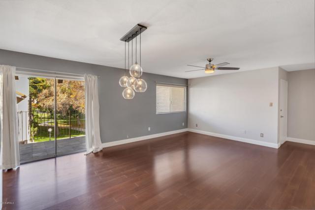 5525 E Thomas Road K12, Phoenix, AZ 85018 (MLS #5860275) :: The Daniel Montez Real Estate Group