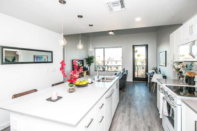 1130 N 2nd Street #215, Phoenix, AZ 85004 (MLS #5861117) :: Arizona 1 Real Estate Team