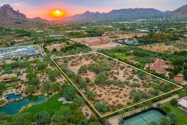 5711 N Yucca Road, Paradise Valley, AZ 85253 (MLS #5861436) :: Midland Real Estate Alliance
