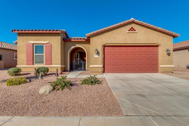 20126 N Snowflake Drive, Maricopa, AZ 85138 (MLS #5861555) :: Revelation Real Estate