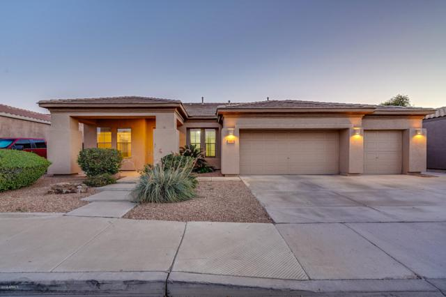 521 W Locust Drive, Chandler, AZ 85248 (MLS #5862327) :: The W Group