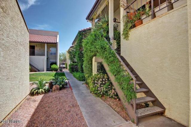 1831 W Mulberry Drive #215, Phoenix, AZ 85015 (MLS #5862604) :: Kepple Real Estate Group