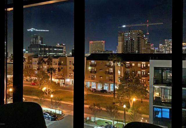 200 W Portland Street #611, Phoenix, AZ 85003 (MLS #5862848) :: The Wehner Group