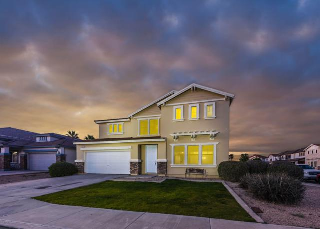 10516 E Osage Avenue, Mesa, AZ 85212 (MLS #5863227) :: Keller Williams Realty Phoenix
