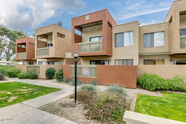 3500 N Hayden Road #705, Scottsdale, AZ 85251 (MLS #5863509) :: Arizona 1 Real Estate Team