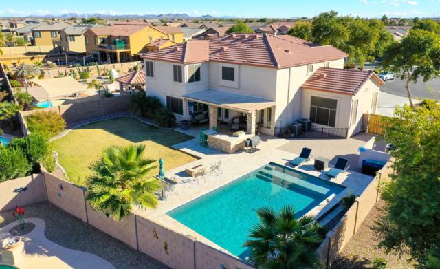 41122 W Hopper Drive, Maricopa, AZ 85138 (MLS #5863953) :: Yost Realty Group at RE/MAX Casa Grande