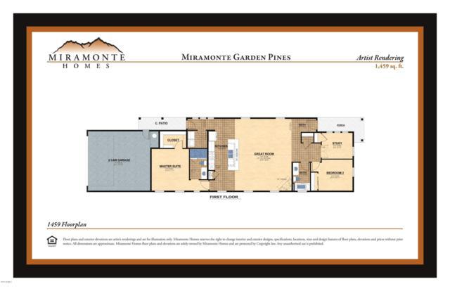 2453 W Bruce Balle Drive #36, Flagstaff, AZ 86001 (MLS #5864673) :: CC & Co. Real Estate Team