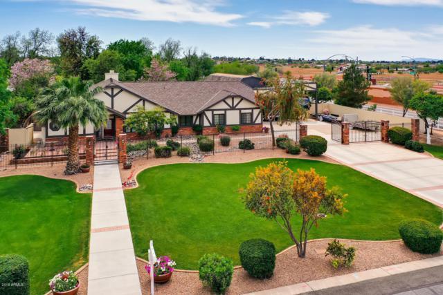 2023 E Quince Street, Mesa, AZ 85213 (MLS #5864791) :: Keller Williams Realty Phoenix