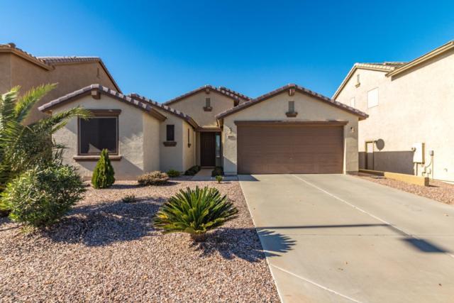 33018 N Pebble Creek Drive, San Tan Valley, AZ 85143 (MLS #5864933) :: The W Group
