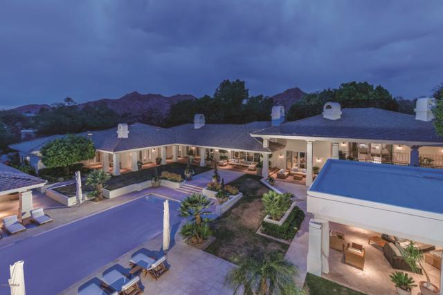 3801 E Berridge Lane, Paradise Valley, AZ 85253 (MLS #5864934) :: Lux Home Group at  Keller Williams Realty Phoenix