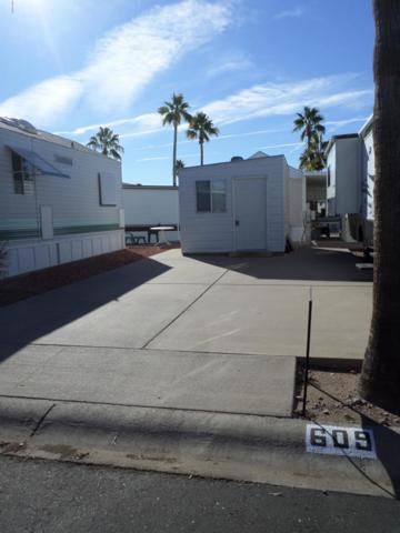 3710 S Goldfield Road, Apache Junction, AZ 85119 (MLS #5865978) :: The Daniel Montez Real Estate Group