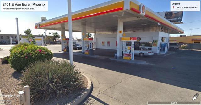 2401 E Van Buren Street E, Phoenix, AZ 85008 (MLS #5867390) :: The W Group