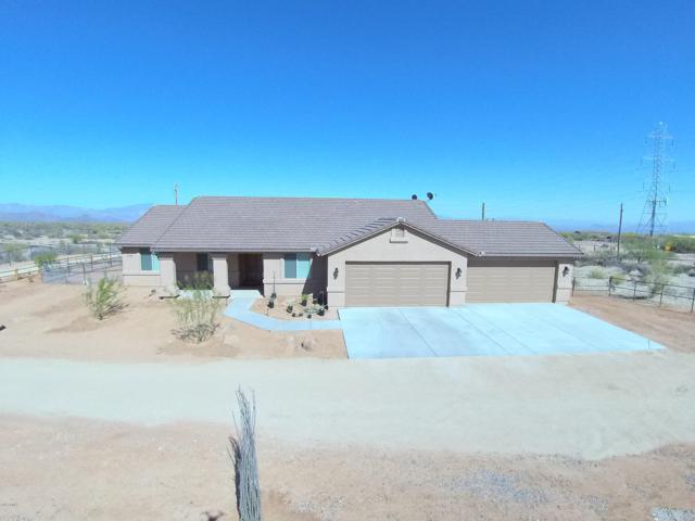 14205 E Peakview Drive Lot 5, Scottsdale, AZ 85262 (MLS #5867584) :: Conway Real Estate