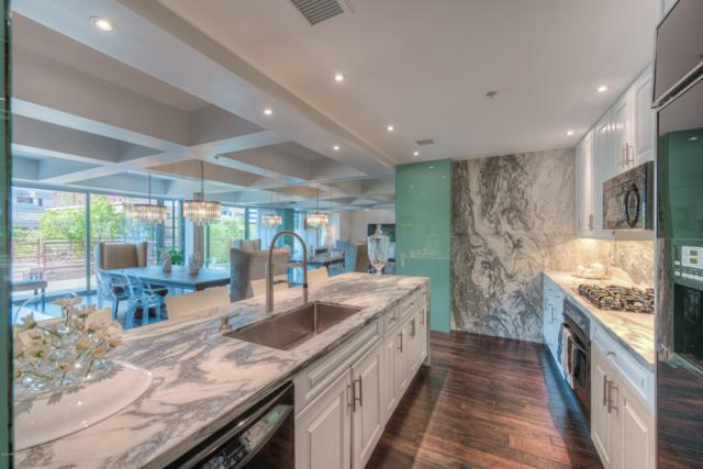 7141 E Rancho Vista Drive #3001, Scottsdale, AZ 85251 (MLS #5868498) :: The Wehner Group