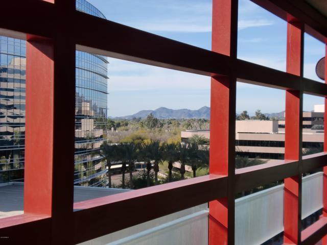 4808 N 24TH Street #725, Phoenix, AZ 85016 (MLS #5868528) :: The Daniel Montez Real Estate Group