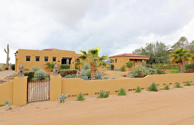 16543 E Dixileta Drive, Scottsdale, AZ 85262 (MLS #5868913) :: The Pete Dijkstra Team