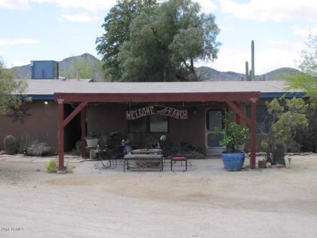 5724 E Saguaro Road, Cave Creek, AZ 85331 (MLS #5870961) :: The Kenny Klaus Team
