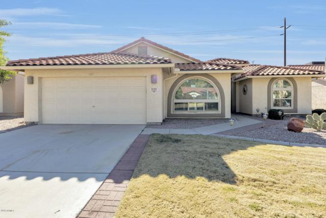 1127 Leisure World, Mesa, AZ 85206 (MLS #5871129) :: CC & Co. Real Estate Team