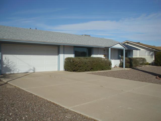 10154 W Sun City Boulevard, Sun City, AZ 85351 (MLS #5871927) :: Devor Real Estate Associates